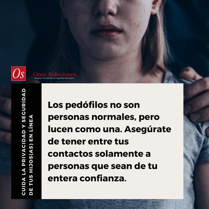 Como cuidarse de los pedófilos