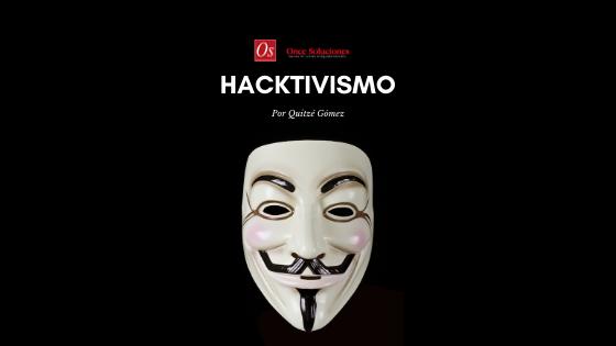 Anonymous y Hacktivismo